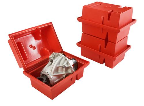Jaz 700-008-06 Ford 9in 3RD Member Case For Strange Ultra Case