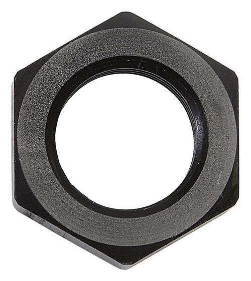 Russell 661893 Bulkhead Nut #6 Black
