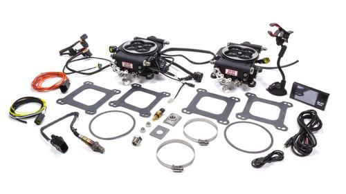 Fitech Fuel Injection 30062 GO EFI 2x4 625hp Kit Matte Black