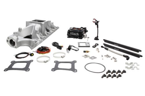 Fitech Fuel Injection 32858 Go Port SBF 500-1050hp Disc.2019 Wed Oct 16 10: