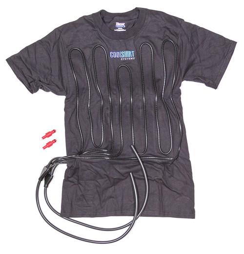 Cool Shirt 1012-2072 Cool Shirt XXX-Large Black