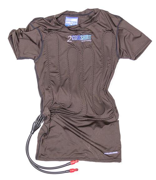 Cool Shirt 1021-2032 2 Cool Shirt Black Med.