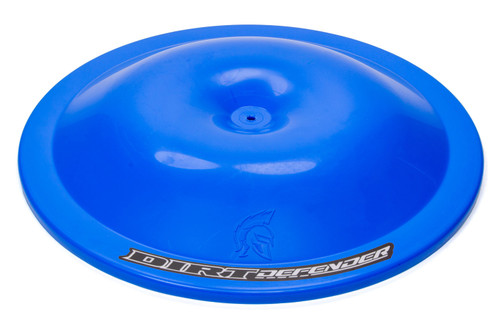 Dirt Defender Racing Products 5003 Air Cleaner Top 14in Lite Blue