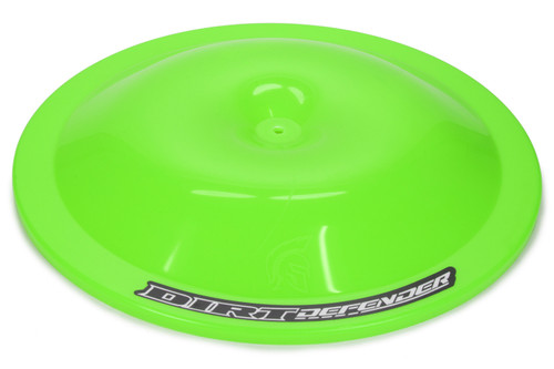 Dirt Defender Racing Products 5004 Air Cleaner Top 14in Neon Green