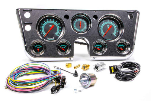 Classic Instruments CT67GS 1967-72 Chevy Truck G-Stock Gauge Set