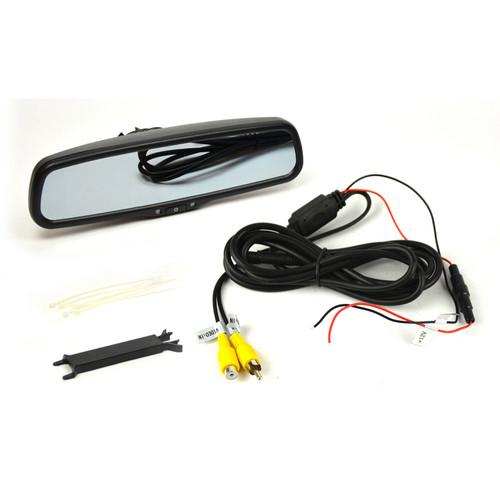 Brandmotion FLTW-7690 4.3in LCD Display Mirror