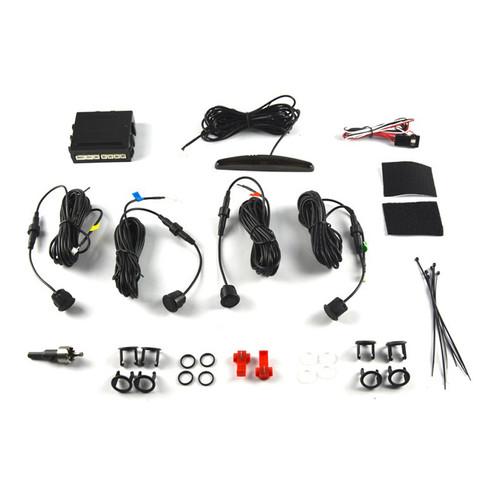 Brandmotion 9002-3003 Switchable Front/Rear 4 Sensor Parking System