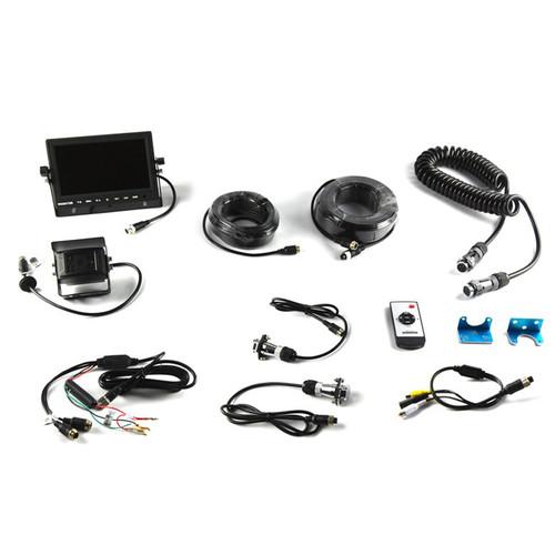 Brandmotion 9002-7802 Universal Trailer Rear Vision w/7.5in Monitor