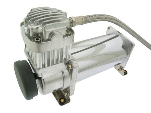 Air Lift 16380 Chrome Air Compressor 200PSI Viair 380C