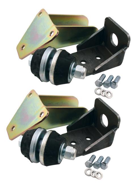 Advance Adapters 713001-S 87-2000 Wrangler SBC Motor Mounts