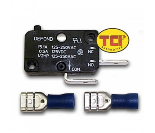 Tci 618012 Back Up Light Switch Outlaw Shifter