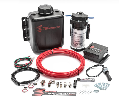 Snow Performance 20010 Water/Methanol Kit Gas Stage II Boost Controled