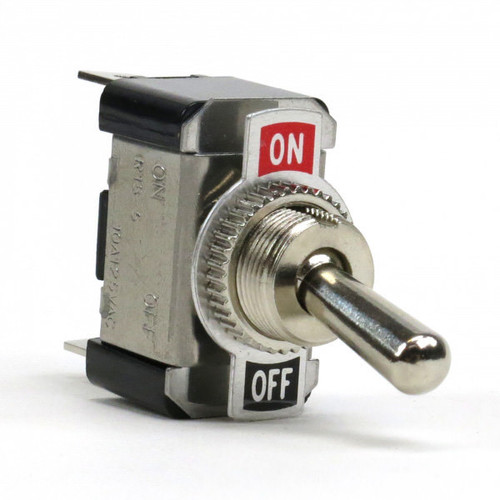 Keep It Clean KICSW20 Heavy Duty Toggle Switch Chrome