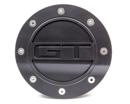 Drake Automotive Group FR3Z-6640526-GA Fuel Door GT Black 15- Mustang