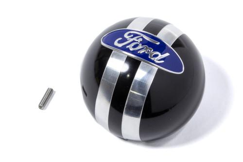 Drake Automotive Group FR3Z-7213-F 15-  Ford Emblem Pro Billet Shift Knob