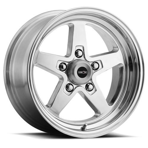 Vision Wheel 571-5461P-19 Wheel 15X4 5-120.65/4.75 Polished Vision SSR ST