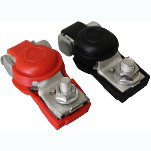 Turbo Start ACC014 Pos/Neg Top Post Clamps