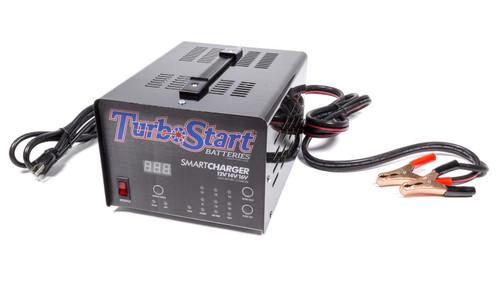 Turbo Start CHG25A 110V Multi-Stage Charger 12V/14V/16/ Batteries