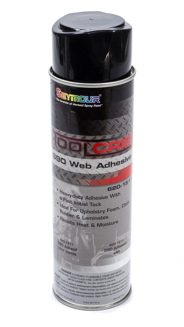 Seymour Paint 620-1511 Web Adhesive