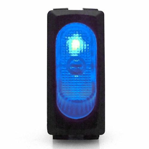 Keep It Clean KICSW30B Illuminated Rocker 4 Blue