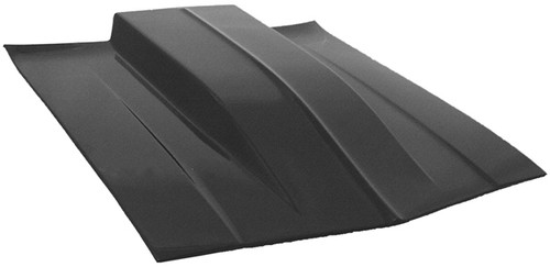 Harwood B-22104 68-69 Chevelle Outlaw Hood W/4in Cowl