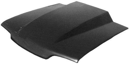 Harwood B-26304 87-93 Mstang Outlaw Hood 4in Cowl