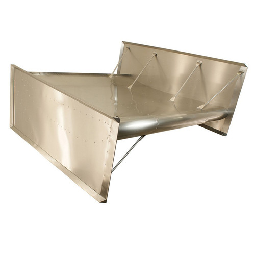 Hepfner Racing Products VFT0512-S Top Wing Dished Dimpled Super Side Boards