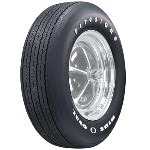 Coker Tire 62490 FR70-15 Firestone RWL Tire
