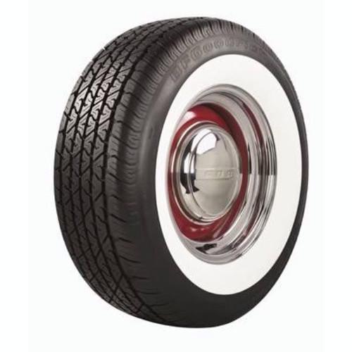 Coker Tire 630600 P255/70R15 BFG 3in White Wall Tire