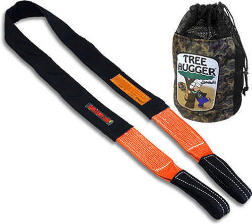 Bubba Rope 176006OR Tree Hugger Strap 6ft