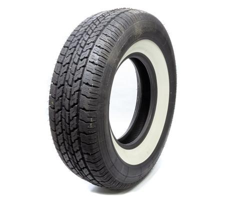 Coker Tire 546090 P225/75R14 Coker Tire 2-1/2in White Wall