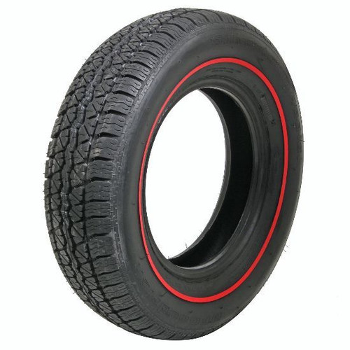 Coker Tire 579702 P205/75R15 BFG Red Line Tire
