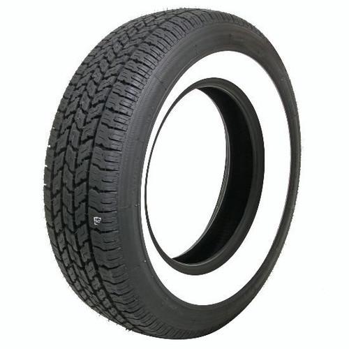 Coker Tire 587050 P215/75R15 Classic 2-1/2in WW Tire