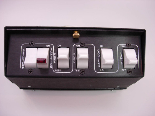 Auto Rod Controls 3700 Overhead Pro-Stock Control Module