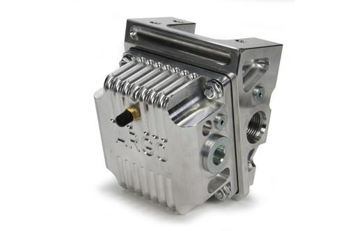 Argo Manufacturing HPF301 Billet Remote Filter Mnt w/ Screen