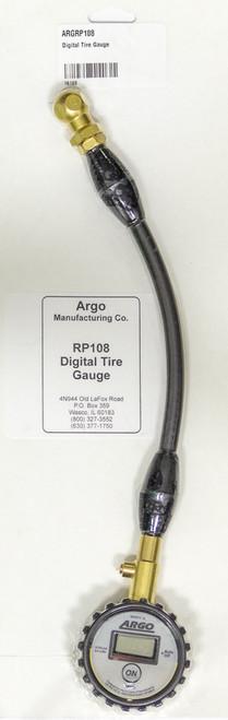 Argo Manufacturing RP108 Digital Tire Gauge