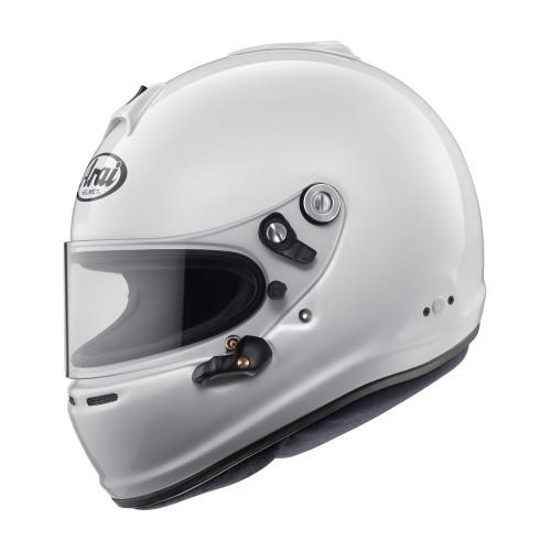 Arai Helmet 685311143457 GP-6S M6 SAH-2015 White Medium