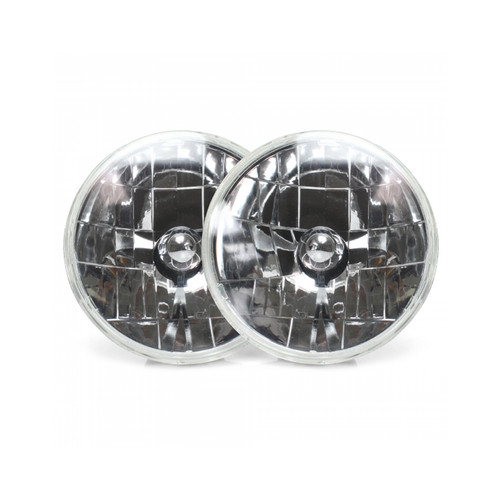 Auto-Loc AUTLENA1AS Snake-eye 7 Inch Halogen Lens Assembly Pair