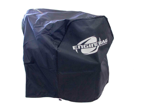 Outerwears EB-1000 Black Engine Bag