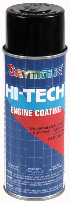 Seymour Paint EN-42 Hi-Tech Engine Paints Universal (G.M.) Black