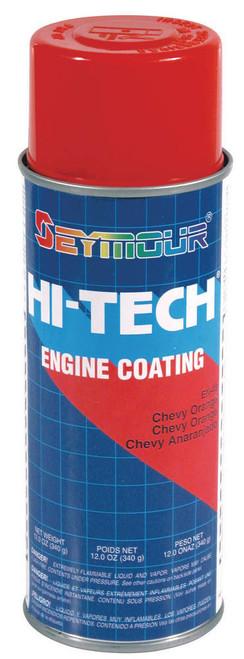 Seymour Paint EN-48 Hi-Tech Engine Paints Chevy Orange