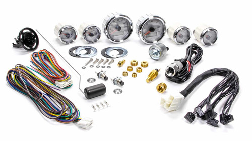 Vdo 600-970416 Viewline Sterling GM 6 Gauge Kit