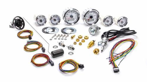 Vdo 600-97066 Viewline Ivory Ford 6 Gauge Kit