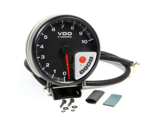 Vdo A2C59517117 PRT Performance 5in Tach 0-10k RPM Black Face