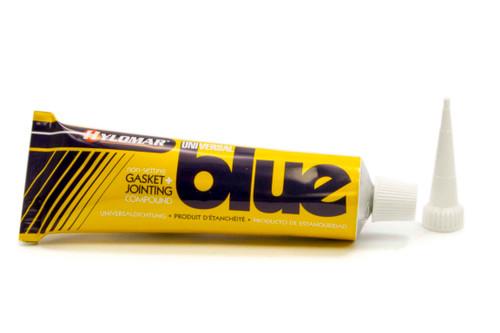 Valco 71283 100 Gram Blue Hylomar Tube w/Nozzle