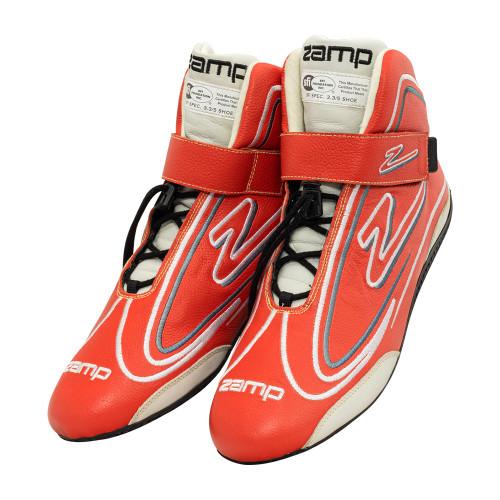 Zamp RS003C0213 Shoe ZR-50 Red Size 13 SFI 3.3/5