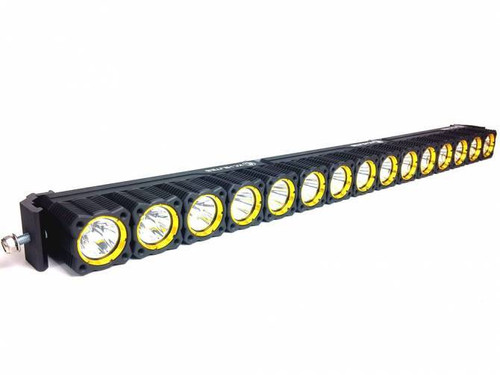 Kc Hilites 276 LED Light Flex 30in Bar Spot/Spread Beam