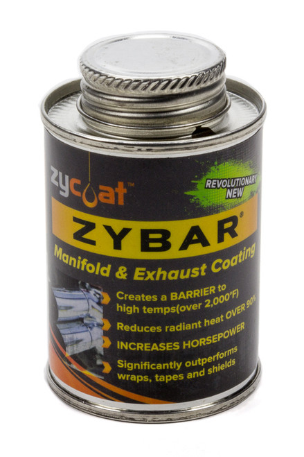 Zycoat 11004 Midnight Black Finish 4 oz. Bottle