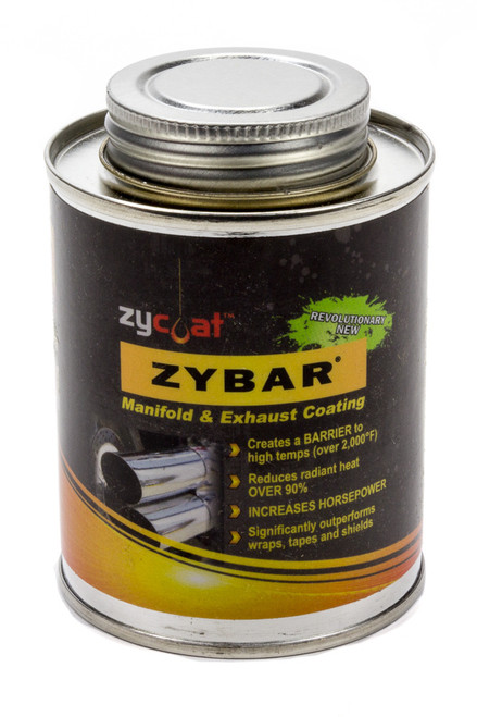 Zycoat 11008 Midnight Black Finish 8 oz. Bottle
