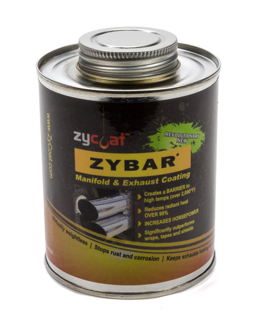 Zycoat 11016 Midnight Black Finish 16 oz. Bottle